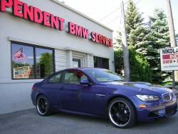2009 Dinan M3