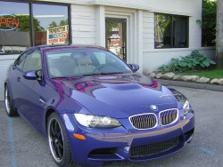 We are BMW M and Dinan Masters in Michigan