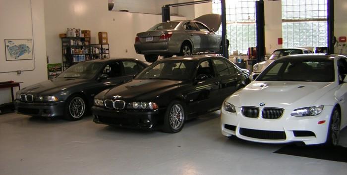 BMW MINI PORSCHE SERVICE