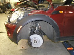 MINI Brake Service