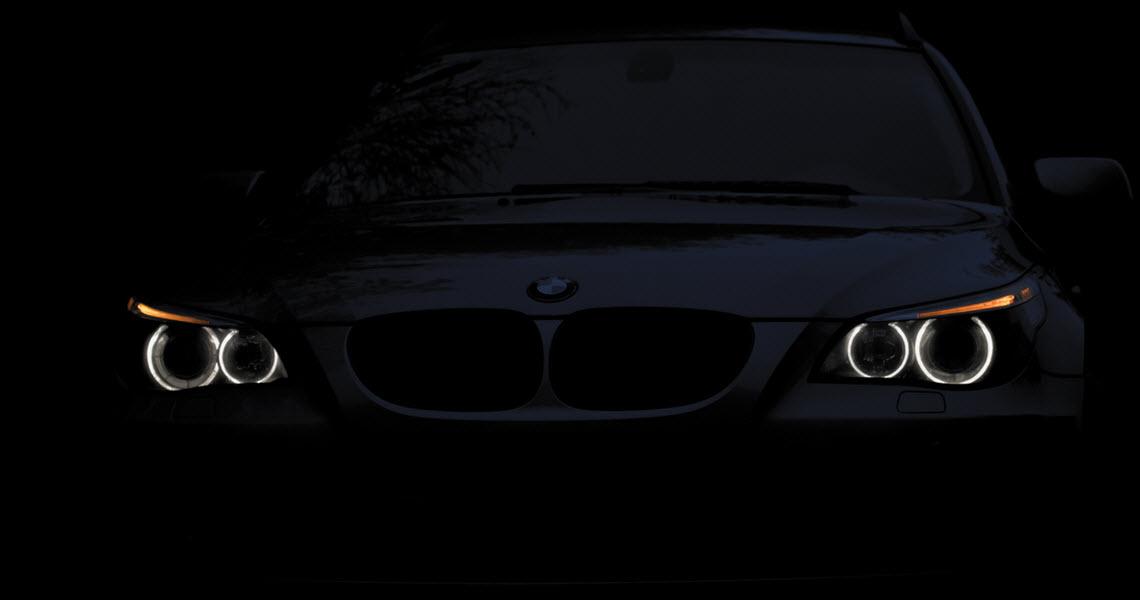 BMW 5 Series E61 Adaptive Headlight